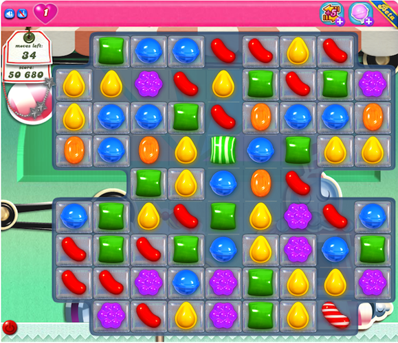 candy crush saga online game