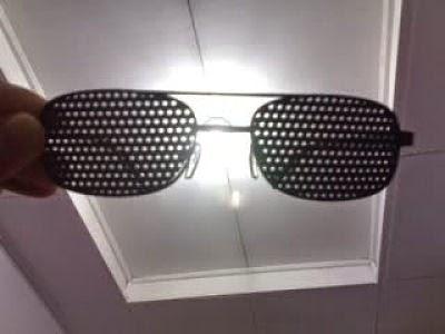 Kacamata Terapi Pinhole