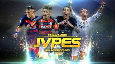 Patch PES 2016 Terbaru dari JVPES Patch 0.1 Lengkap