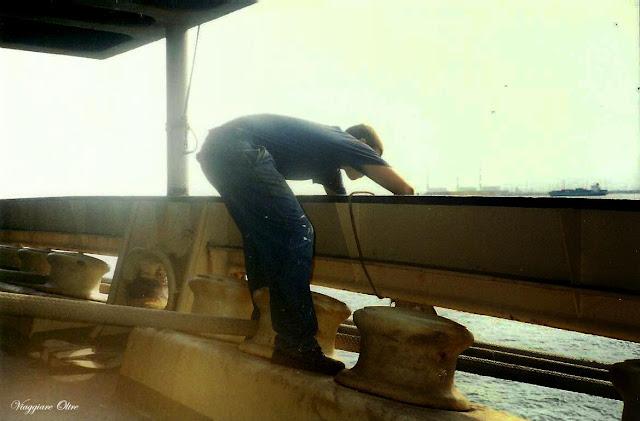 Lavori a bordo