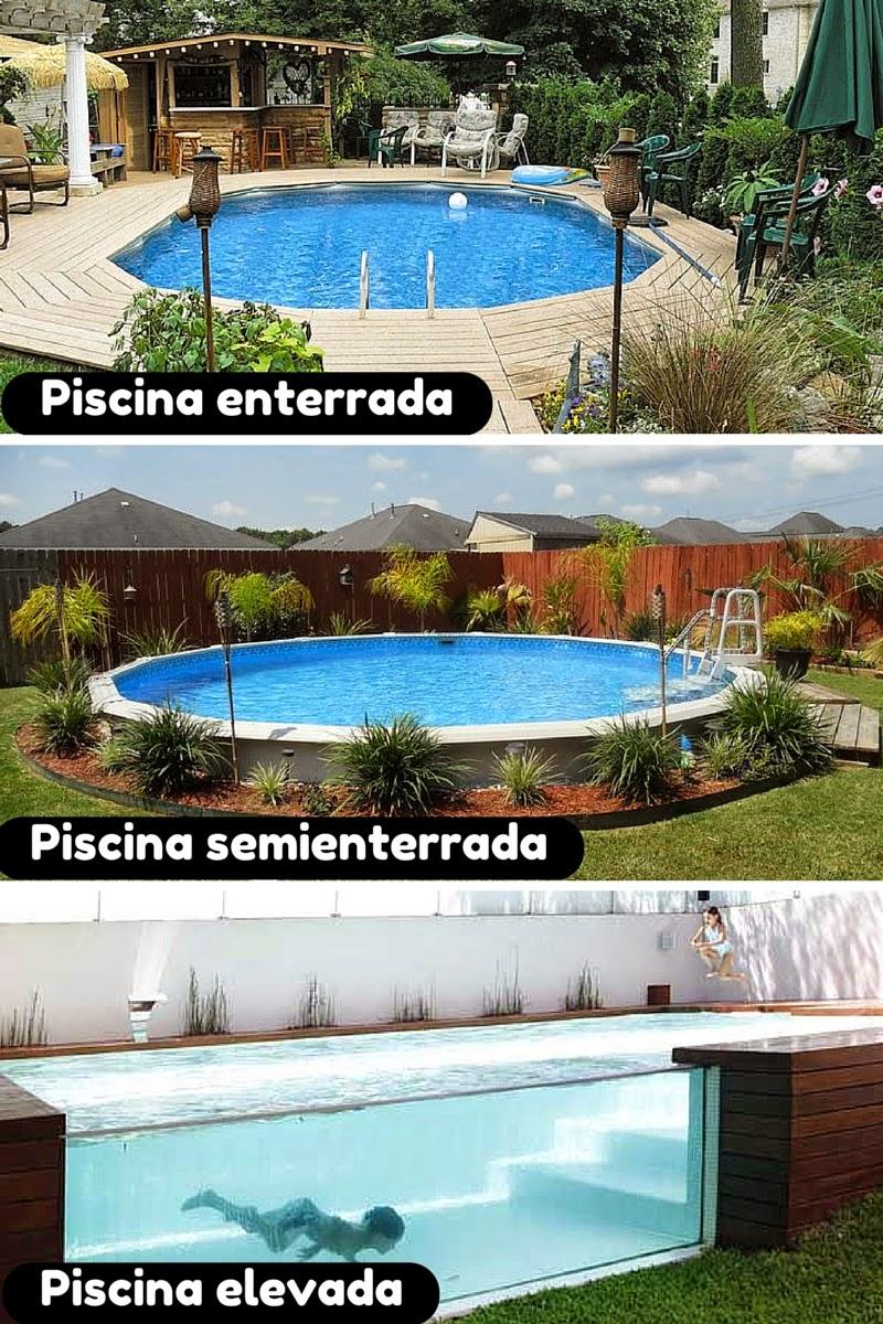 Vistoria laudo piscinas for Piscinas enterradas