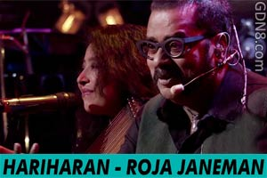 Roja Janeman - MTV Unplugged - Hariharan