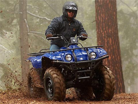 YAMAHA PICTURES. 2012 Yamaha Big Bear 400 4x4 IRS ATV pictures, 480 x 360 pixels