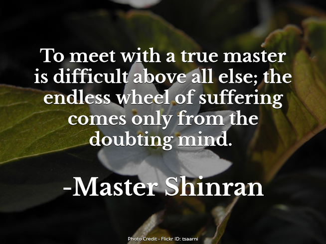 Pure Land Buddhist Club, an Online Forum on Master Shinran's Teachings