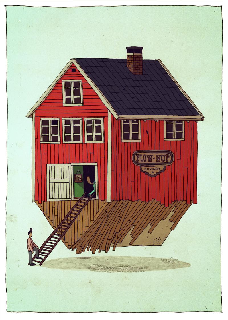 Jon juarez blog la casa por el tejado - La casa por el tejado ...