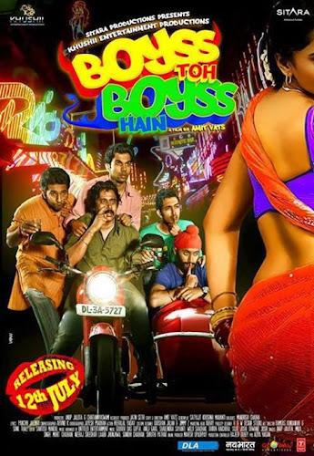 Boyss Toh Boyss Hain (2013) Movie Poster