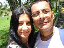 RAFAEL (Mestre Cuca) E ADRIANA (Cuquete)