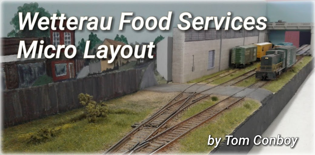 Wetterau Food Services Micro Layout
