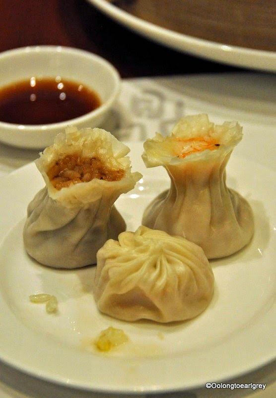Dumplings in Shanghai