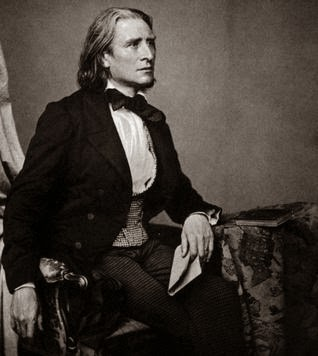 Liszt compositor y pianista húngaro