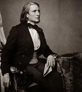Liszt compositor y pianista húngaro