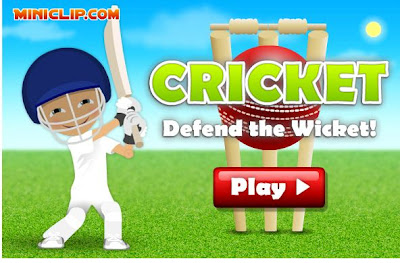Cricket Defend the Wicket!