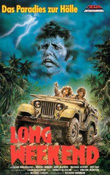 Long Weekend 1978 Hollywood Movie Watch Online
