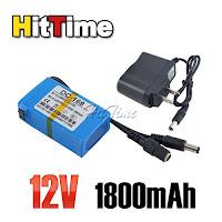 12v 1800mAh Battery