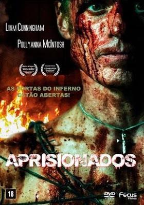 Filme Poster Aprisionados