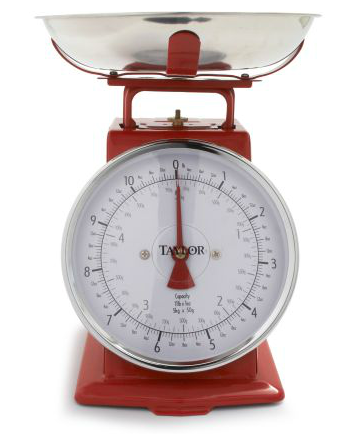 The adventures of tummy options on vintage style kitchen for How much is a kitchen scale