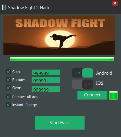 shadow fight 3 hack tool