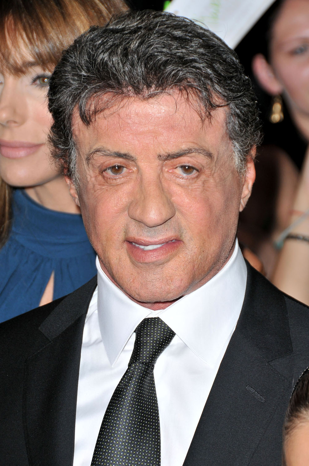 Sylvester Stallone Hairstyle Men Hairstyles Men Hair