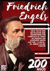 Celebremos el Bicentenario de Federico Engels