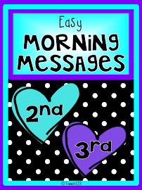 Morning Messages: 2nd & 3rd