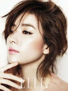 Han Hyo Joo 한효주 Elle Korea Pictures