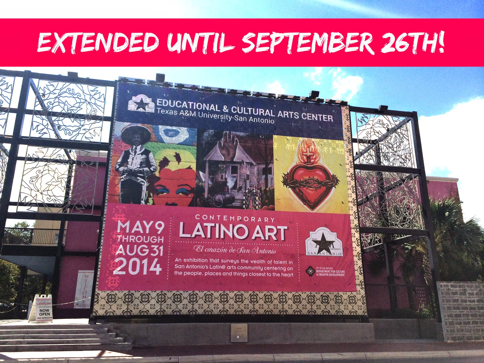 Contemporary Latino Art Exhibit in San Antonio, Texas - TAMU ECAC