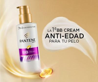BB Cream anti edad para el pelo Pantene Pro-V