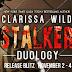 Release Blitz: Excerpt + Giveaway - Stalker Duology by Clarissa Wild
