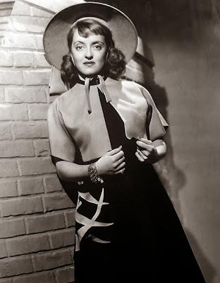Bette Davis,in coolie hat 1941