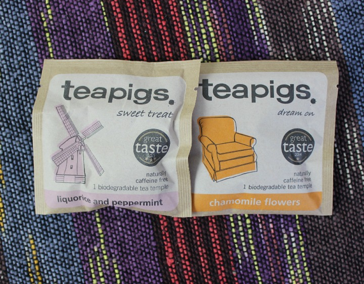 Teapigs Tea Temples