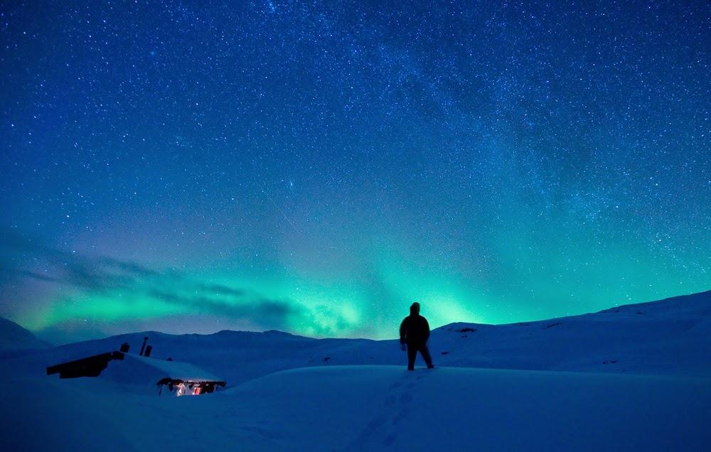 Abisko northern lights