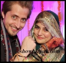 Sanam Baloch Wedding Photos
