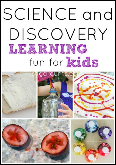 Science and discovery activities for kids