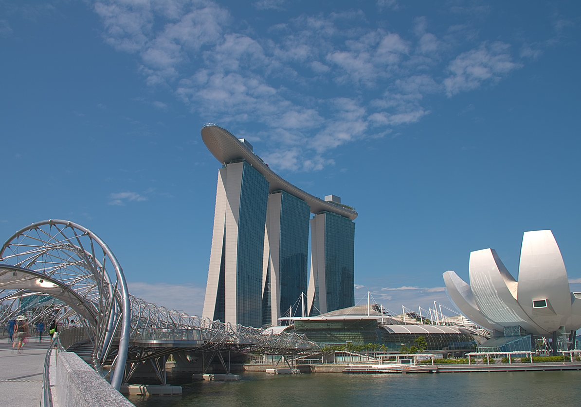 Spirit moves me stunning architecture marina bay sands - Bay architecture ...