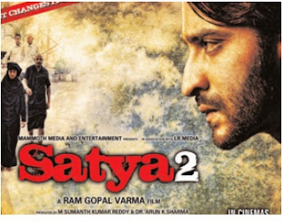 Box Office A dismal Run for RGV's Satya 2