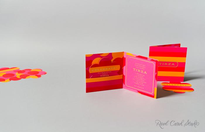 Neon Party Invitation as beautiful invitations ideas