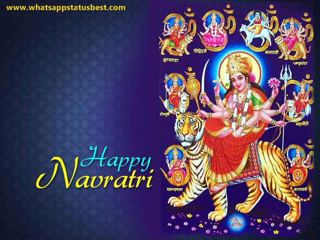 Happy navratri status update navratri wishesgreetings and quotes the much more and great collection of happy navratri greetings which you can select as your favorite happy navratri status to update as happy navratri fb m4hsunfo Images