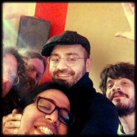 Shahin Najafi and Band - Gothenburg