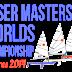 2ος ο Μπουγιούρης την 1η μέρα του Laser Master Worlds στο Hyères