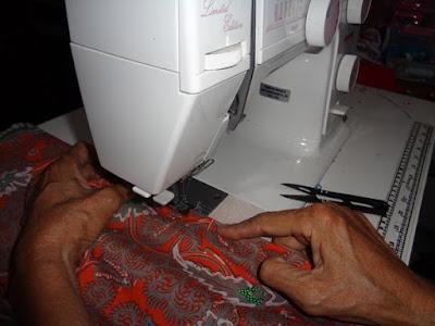 konveksi seragam solo kalinggo batik