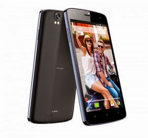eBay: Buy lava Iris Selfie 50 Mobile Phone at Rs. 6749