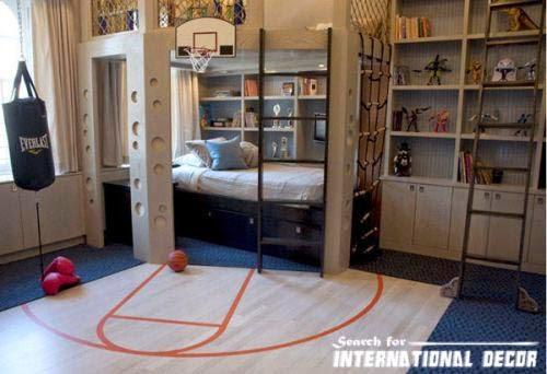 boys room ideas and themes