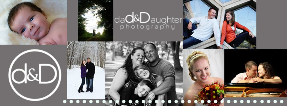 Dad & Daughter Photography