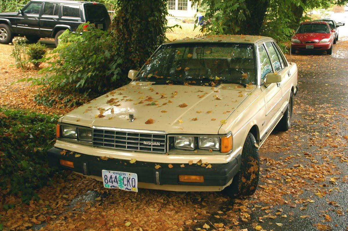 1982 Nissan Maxima Diesel