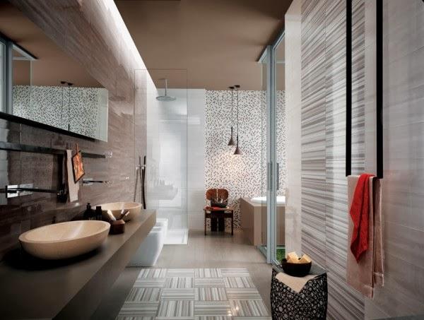 Haut En Bas Luxueux Salle De Bain