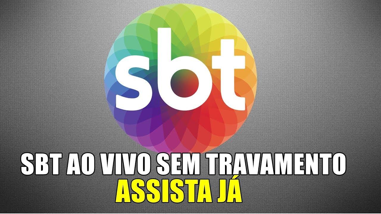 Assista ao vivo o SBT