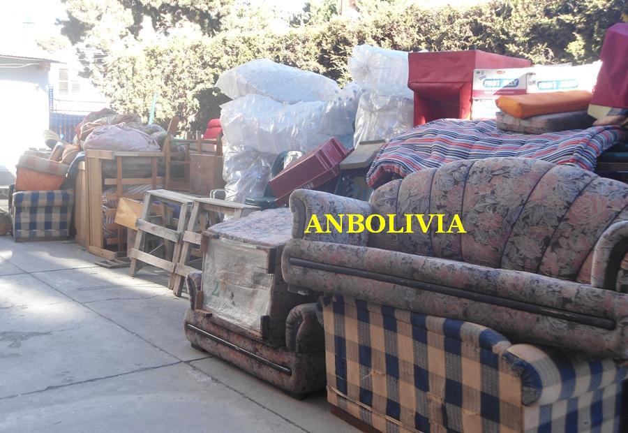 ANBOLIVIA: LA SALA DE PRENSA DE EL ALTO CONVERTIDA EN DEPÓSITO DE ...