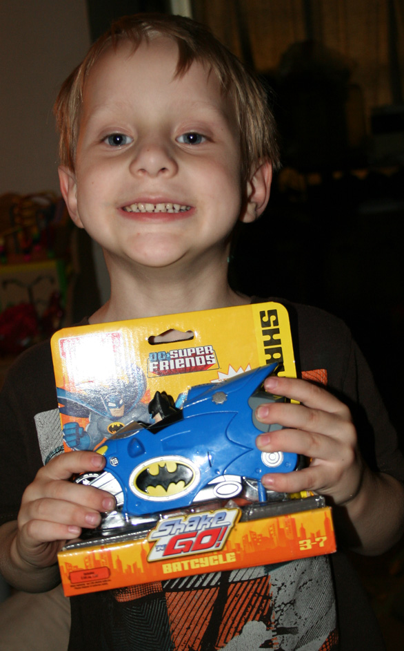 Best Toy Ever : My crazy family finally the birthday post