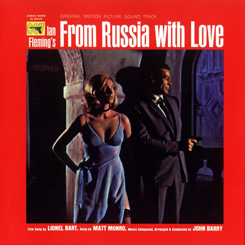 "... LinerNotes: Under the Covers with James Bond - ""From Russia with Love"