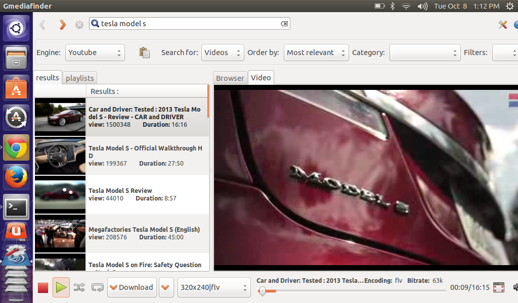 5 easy ways to download youtube videos in ubuntu top 5 youtube video downloading tools for ubuntu ccuart Image collections